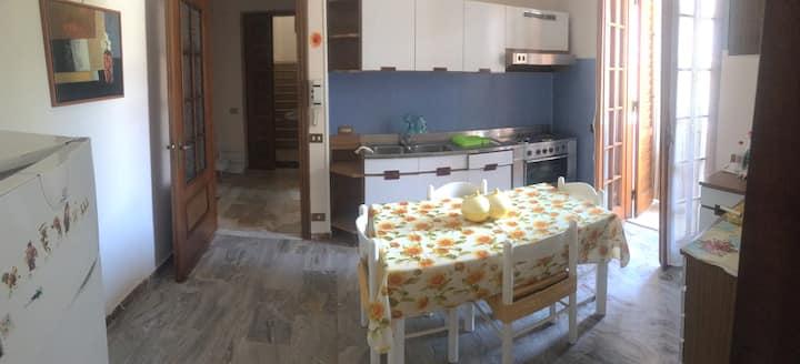 Mini appartamento a Monasterace Marina (7a)