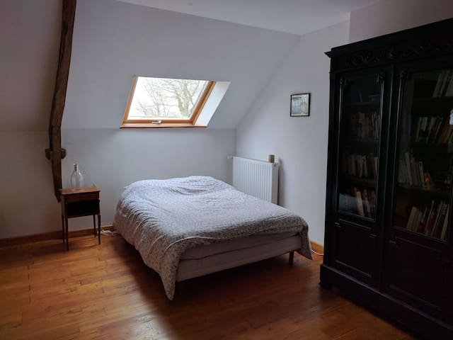 Bedroom of the North close to the sea. - Berric - Ev