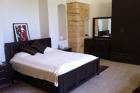 Miriam -Suite double Bed + 2 - Nazareth