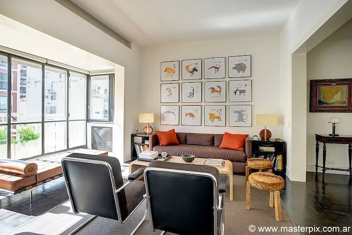 RECOLETA SERENE HARMONY - Buenos Aires - Wohnung