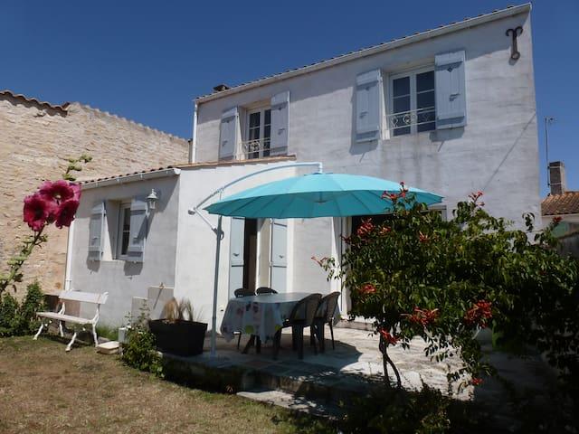 Maison lumineuse et calme sur l'île d'Oléron