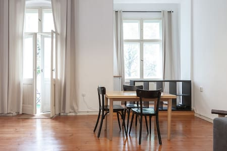 Private Room, Amenities, and More - Berlin - Apartment