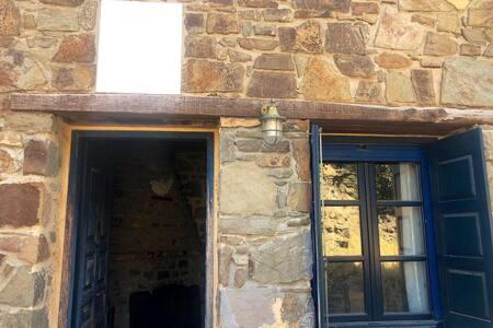 Παραδοσιακή κατοικία στο χωριό Βολισσος