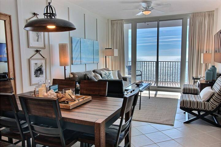 COMPLETELY RENOVATED IN UPSCALE, COASTAL DECOR!  A MUST SEE UNIT!