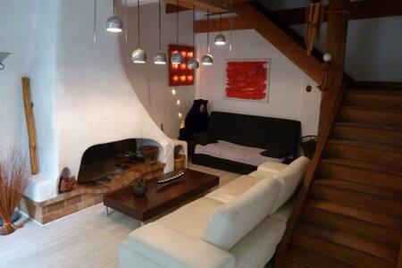 Grand T3 meublé 120m2 Corbas Feyzin - Corbas - アパート
