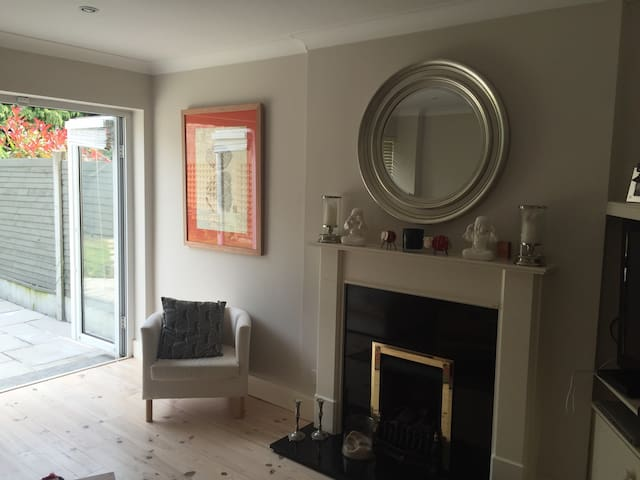 Double Room with private bathroom - Churchtown - Casa