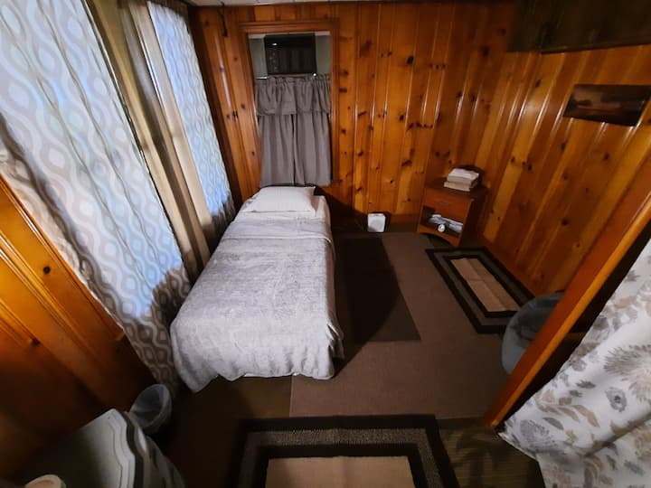 Plenty of space with this room & Den to yourself