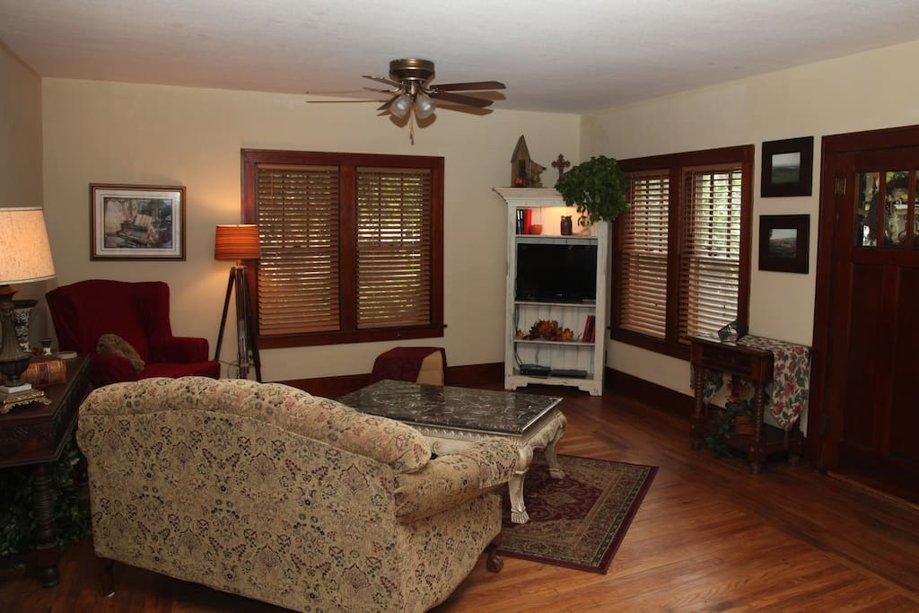 Large Living Room is a great place to entertain or just relax.