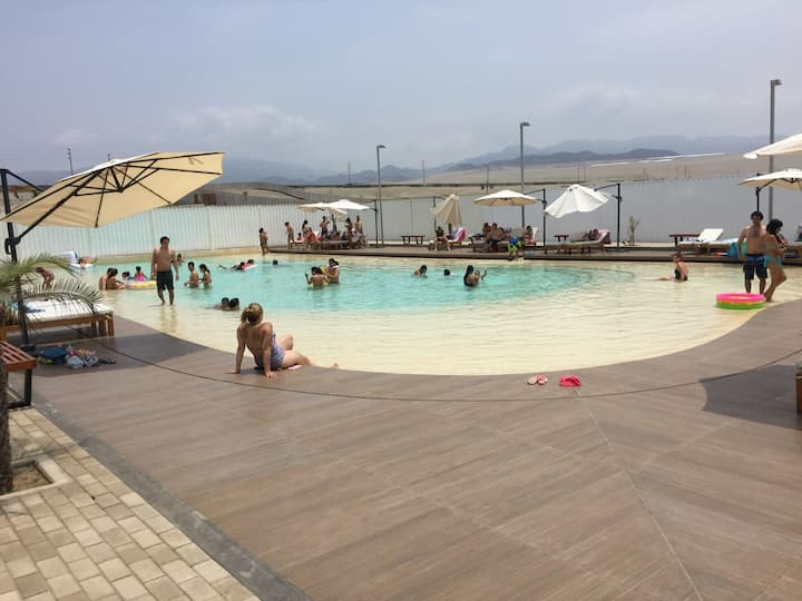 Departamento en la mejor playa de Lima! 3er Piso