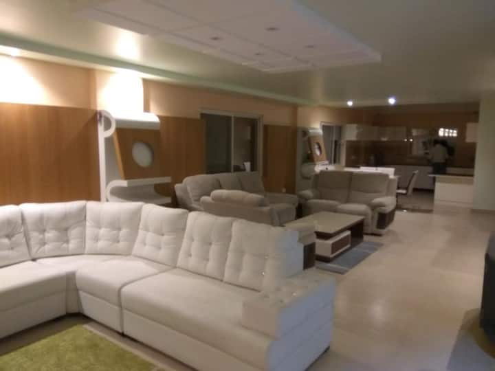 Luxury Penthouse| 1BHK |Temple View | Putaparthi |