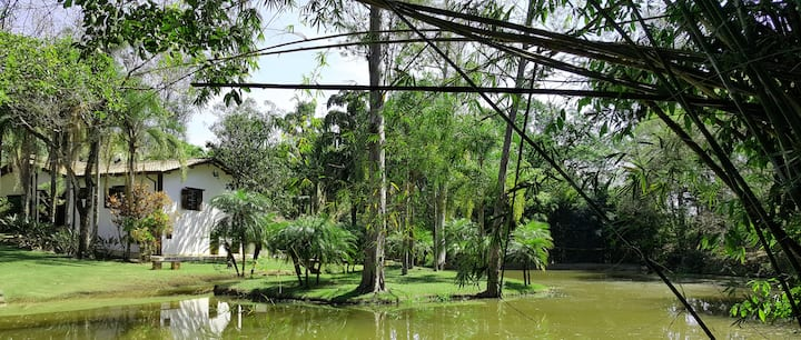 "Farm ""Bom Jardim"", a piece of paradise"