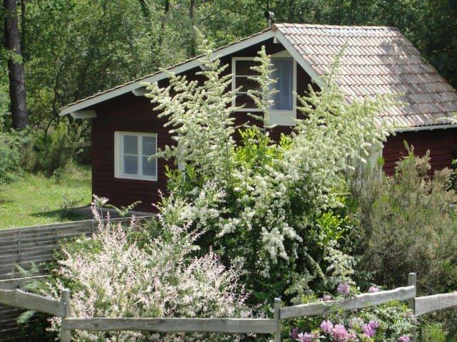 Nature et repos - Mios - Allotjament sostenible a la natura