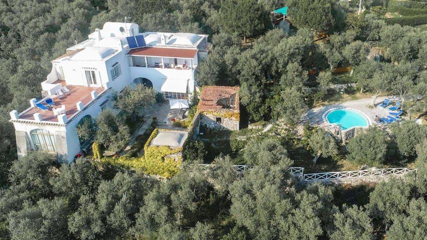 Villa Morgan con piscina privata