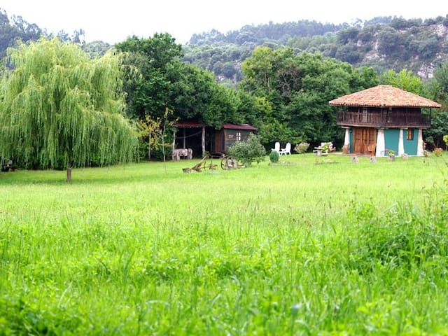 La Cabaña  de Lisan - Ribadesella - Dağ Evi