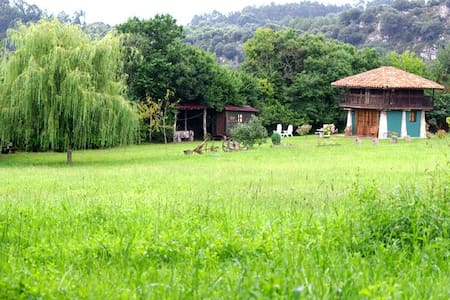 La Cabaña  de Lisan - Ribadesella - Xalet