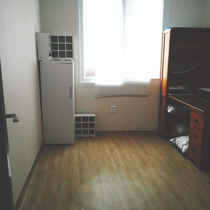 작은방입니다.