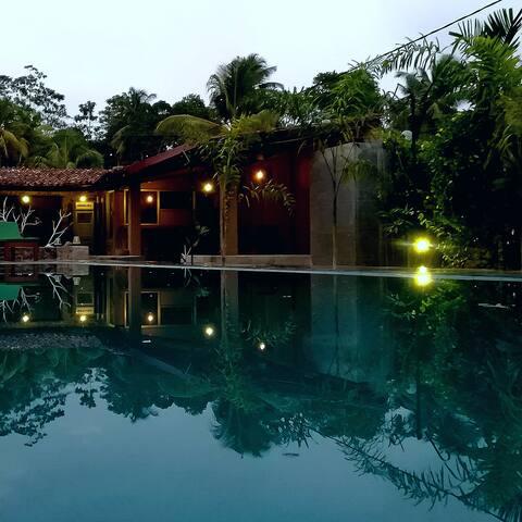 Lavendra Villa Private Family Room