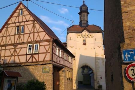 Wohlfühl B&B am Uhrturm Neu-Bamberg - Neu-Bamberg