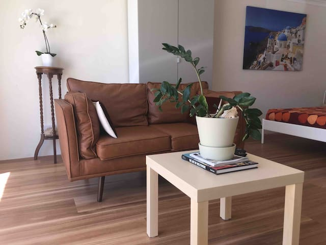 Fully furnished studio apartment in Canberra