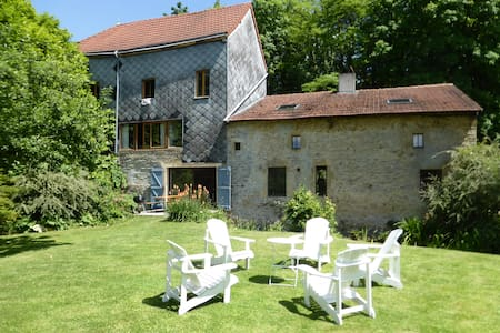 Water Mill of Tourteron
