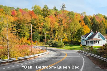 The Beautiful Whites-Queen Bed.... - Benton - Dom