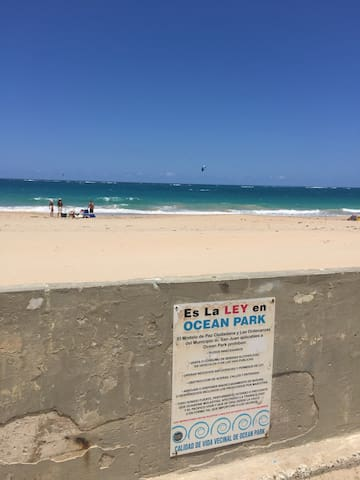 2 bedroom beach getaway - Santurce - San Juan - Flat