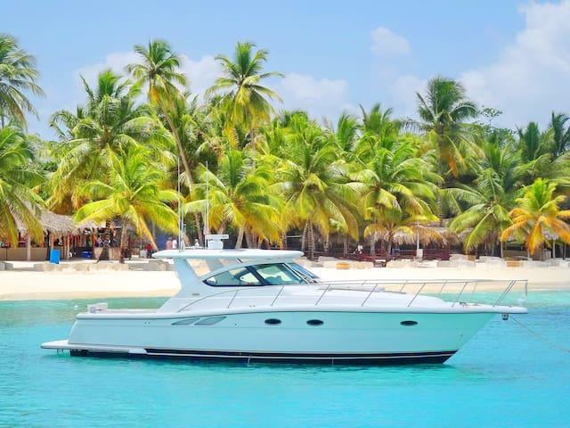 Caribbean yacht for 6-8 Guests - La Romana - Bateau