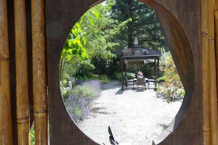 Solace Organic Spa RETREAT - Salt Spring Island - Cottage