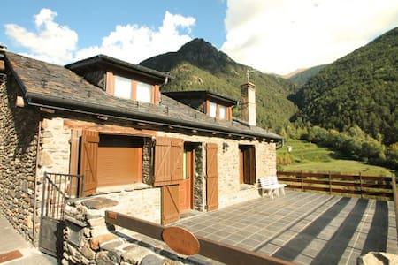 Andorran rustic house in Llorts - Llorts