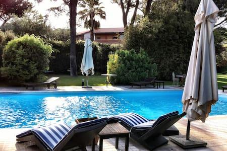 "Bed&Breakfast ""La Gaura"" Casalpalocco - Roma"