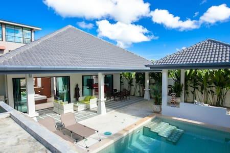 Villa privée Shalimar, 4pers.Phuket - Rawai - Villa