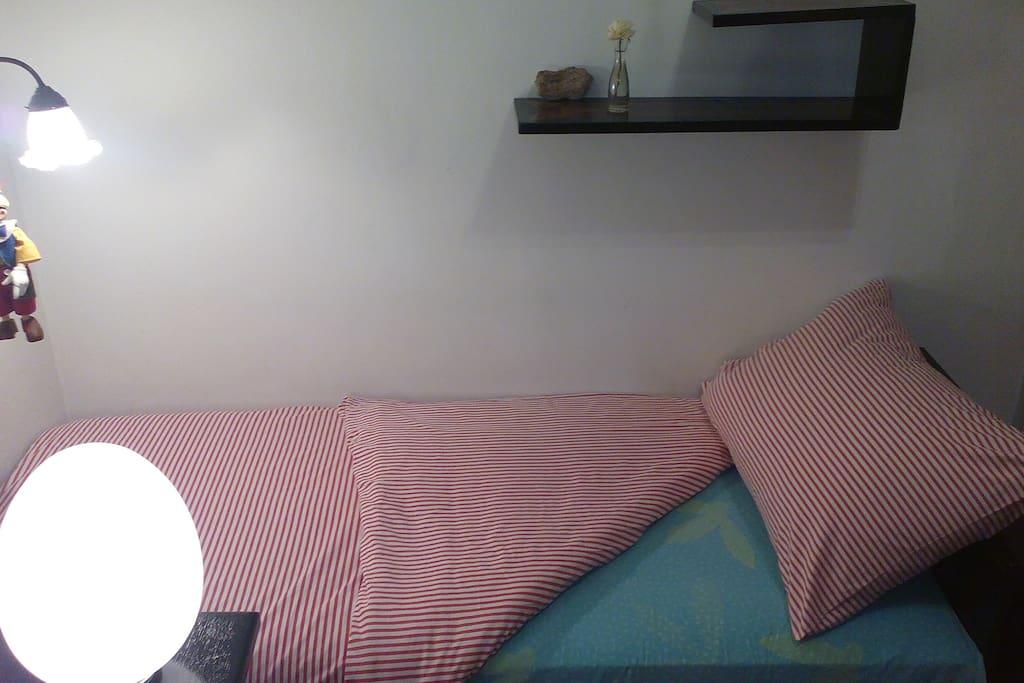 bedroom,  detail