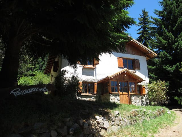 Charming mountain chalet - San Carlos de Bariloche - Hus