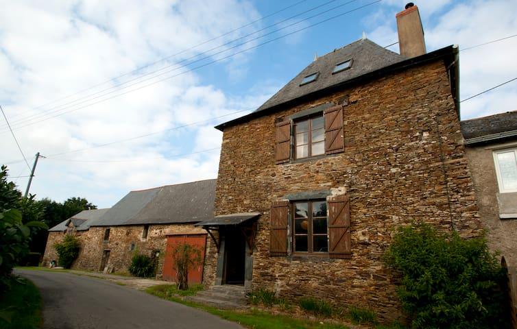 Maison de maître à la campagne - Joué-sur-Erdre - Huis