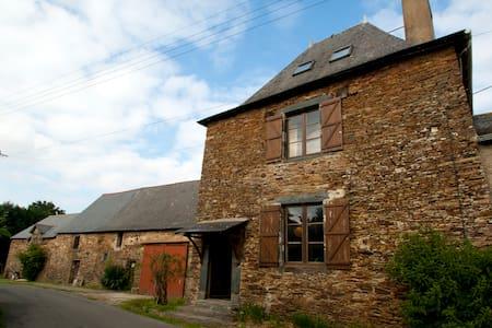 Maison de maître à la campagne - Joué-sur-Erdre - Dům