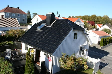 Classic house centrally located - Larvik
