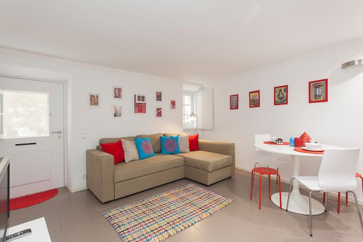 Cosy apartment in the Castle area - Lisboa - Apartment