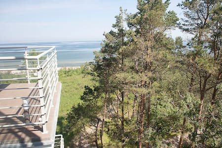 Baltic View Apartment - Dziwnówek - Daire