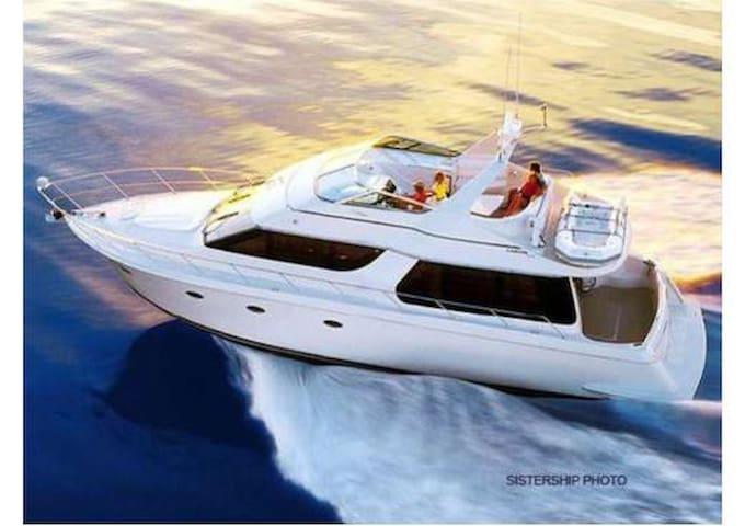 Beautiful Spacious Luxury Yacht