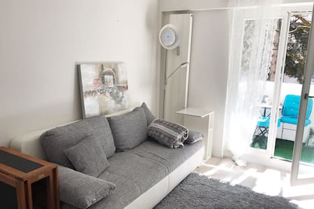 Charming, cozy studio near Hohenzollernplatz - มิวนิก - อพาร์ทเมนท์