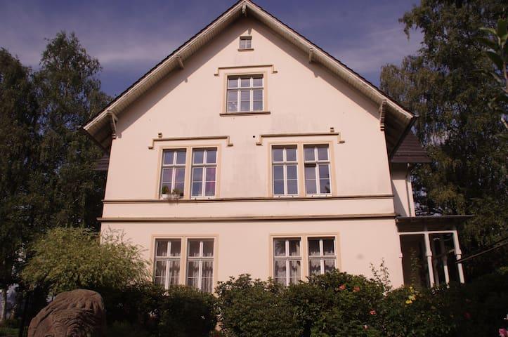 Villa Weyermann -1 Zimmer Apartment