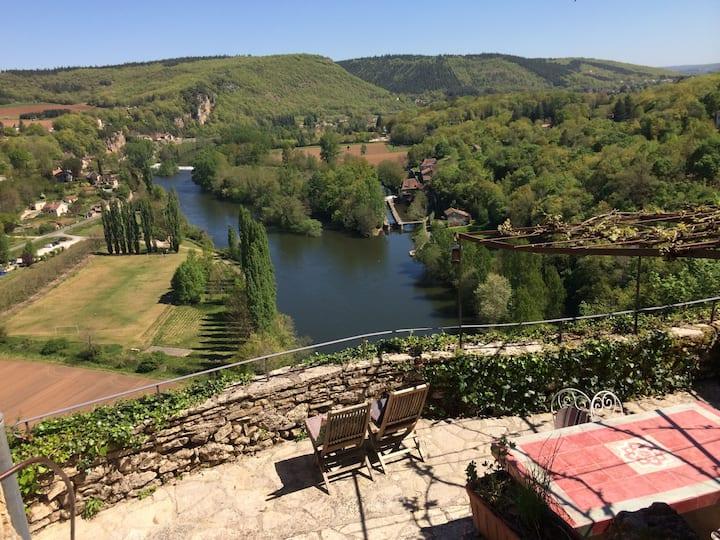 Maison Panoramique - Charming House, amazing views