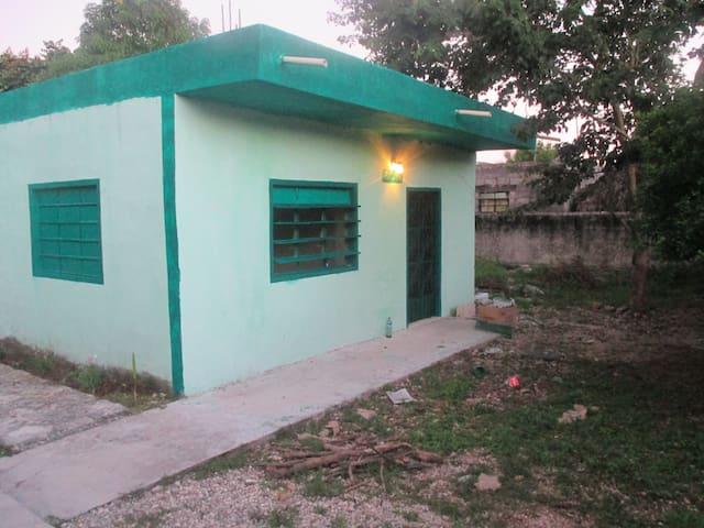 Hostel Hamaca #1 in Mayan Pueblo - Chicxulub Pueblo