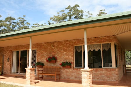HOLIDAY RENTAL  AT SANDY BEACH NSW  - Sandy Beach - Wohnung