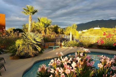 Private Desert Casita with Pool - Tucson