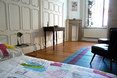 Magnificient apartment to Ixelles