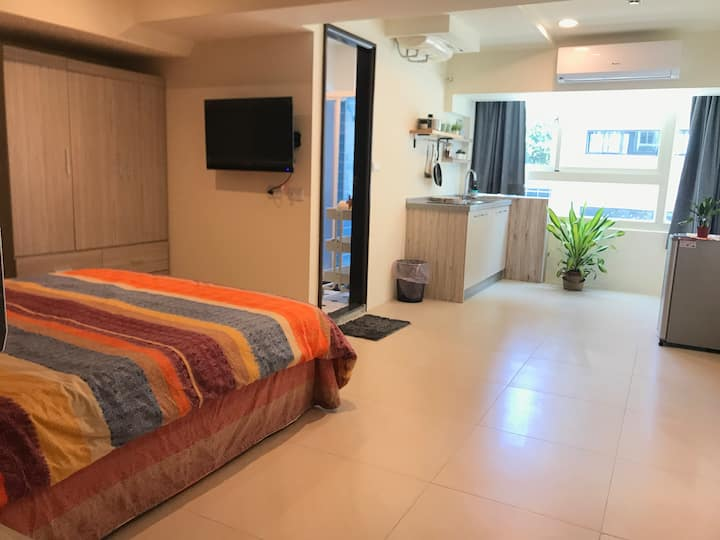近海渡假屋之六holiday studio near beach(6)