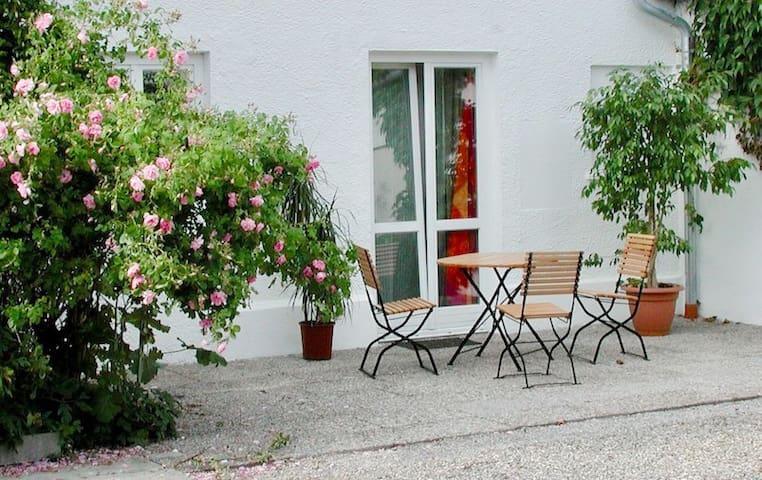 Ferienwohnung am 5-Seen-Land bei München