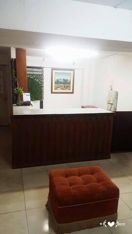 HOTEL DEL PARQUE MOCOA