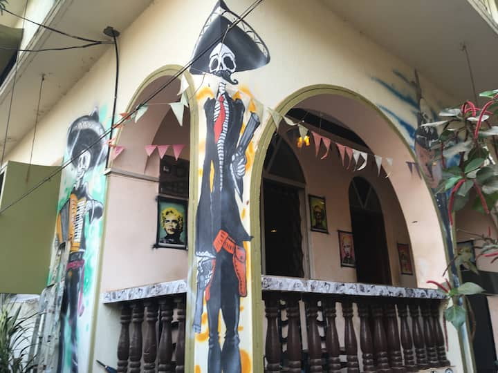 Gypsy's Blues Room Anjuna ( A/C )
